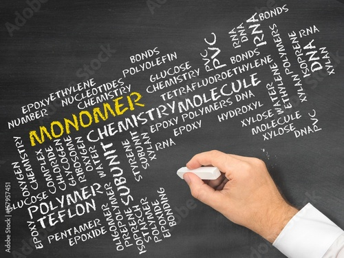 Monomer - Buy this stock illustration and explore similar