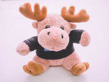 Cute Cuddly Reindeer Stuffed Toy