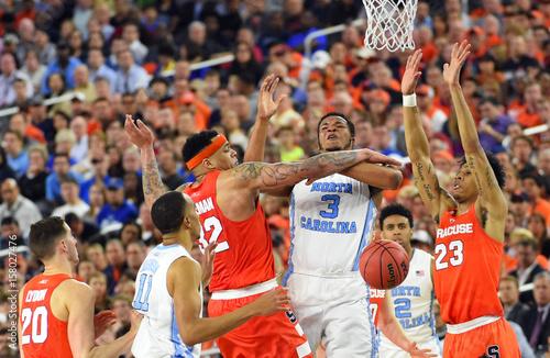 Ncaa Basketball Final Four Syracuse Vs North Carolina Buy This