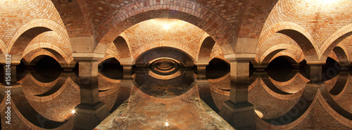 Brick, underground water tanks 2