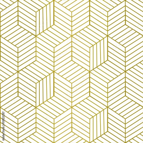 Geometrical pattern - 158123287