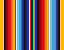 Mexican Blanket Stripes Seamle...