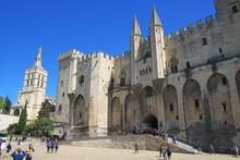 Palais Des Papes D'Avignon, Va...