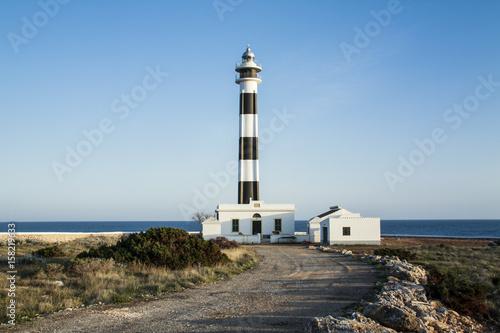 Fotografie, Obraz  Camino al Faro de Artrutx en la Isla de  Menorca