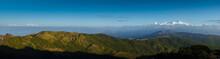 Himalayan Range Including Everest, Kanchenjunga Seen From Sandakphu, Darjeeling, India