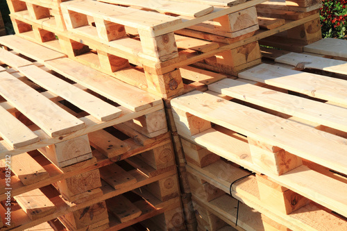 Fotografía new wood palette texture