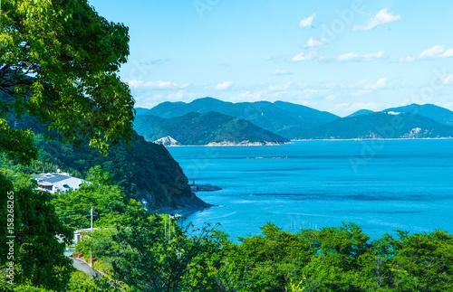 Fotobehang Zee / Oceaan 播磨灘・赤穂岬