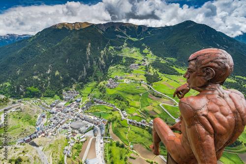 Photo Observation deck Roc Del Quer, Andorra
