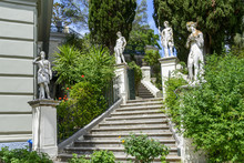 Classical Inspired Statues On ...