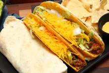 Burrito, Taco, Gordita Crunch ...
