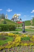 Dmitrov, Moscow Region, Russia...