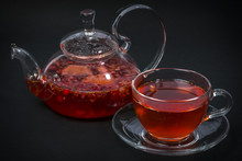 красный чай карк...