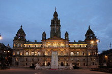 Glasgow City Chambers, George ...