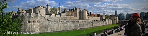Fototapeta London Tower