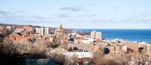 Duluth Minnesota Downtown City...