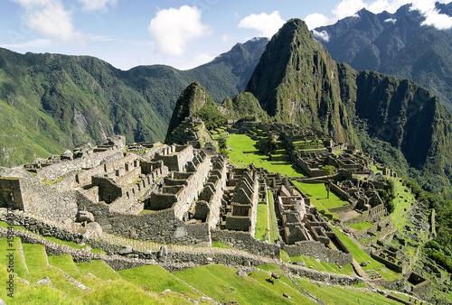 Machu Picchu (Peru, Southa America), a UNESCO World Heritage