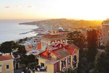 Naples Panoramic View Of Posil...