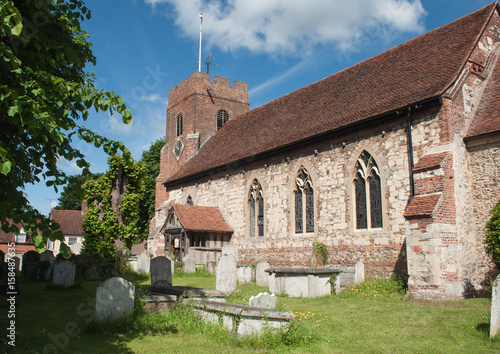 Photo  St Thomas Church - Bradwell Essex