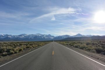 Road Mountain USA