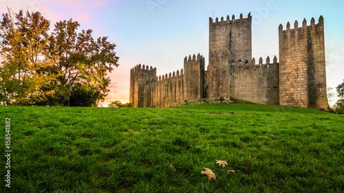 Canvas Print Castelo de Guimarães