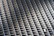 Stahlgitter als Architekturelement