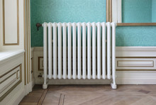 Old Vintage Heating Radiator