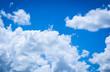 new blue sky cloud backgroung