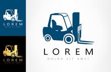Forklift Truck Logo