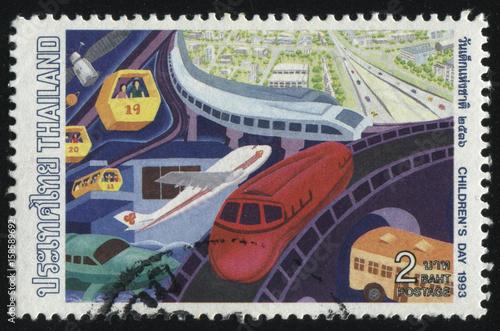 Poster  transport