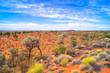 canvas print picture - Australien Outback