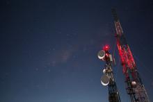 Communication Pole