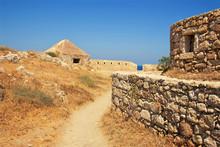 Wall In Firka Fortress
