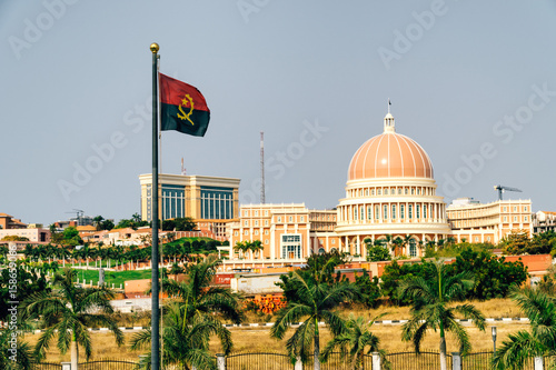 Luanda, Angola Canvas Print