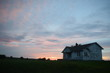 Schoolhouse Sunset