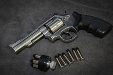.38 Revolver With Ammunition A...