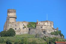 Chateau De Tournoel, France