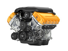 Automotive Engine Gearbox Asse...