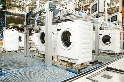 beyaz eşya fabrikası