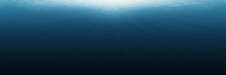 poziomy pusty pod wodą dla tła i projektu