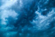 Dark Dramatic Strom Clouds