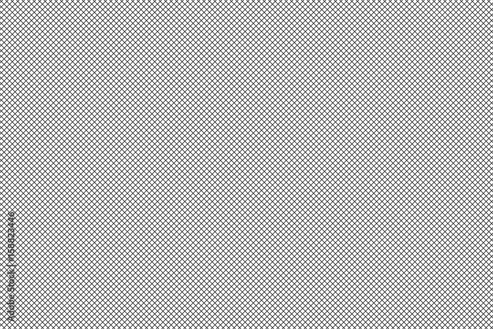 Fototapety, obrazy: Pattern with the mesh, grid. Seamless vector background. Abstract geometric texture