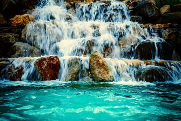 Obraz na Szkle waterfall