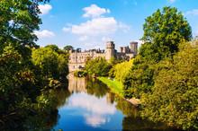Warwick, UK. Castle Of Warwick...