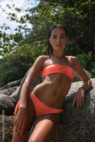 Big round ass Melina Mason pussy wrecked