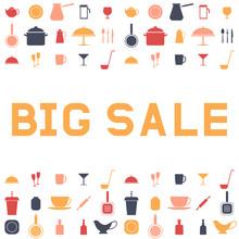 Big Sale Ware. Design An Adver...
