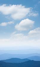 Paysage Montagne Brume Vision ...