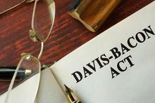 The Davis-Bacon Act Written On...