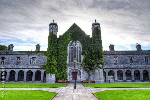 The National University of Ireland in Galway.