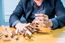 Businessman, Fail And Unsucces...