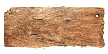 Old Worn Out Wooden Board